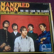 Discos de vinilo: VINILO MANFRED MANN. Lote 57207529