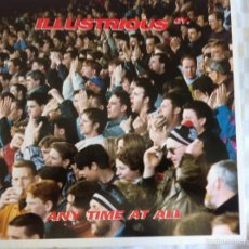Discos de vinilo: 12 MAXI-ILLUSTRIOUS-ANY TIME AT ALL. Lote 57211738