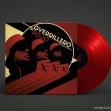 Discos de vinilo: EL GERRILLERO ROJO - MANIFIESTO LP 1983-1984 (2015) - AVIADOR DRO - OVIFORMIA SCI. Lote 127694266