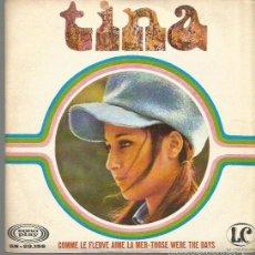 Discos de vinilo: TINA SINGLE SELLO SONOPLAY AÑO 1968 EDITADO EN ESPAÑA . Lote 57216620