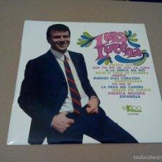 Discos de vinilo: LUIS LUCENA - LUIS LUCENA (LP EKIPO 66.7043-UN). Lote 57220197