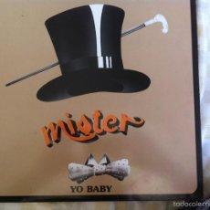 Discos de vinilo: 12 MAXI-MISTER-YOU BABY. Lote 57222787