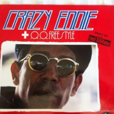 Discos de vinilo: 12 MAXI-CRAZY EDDIE-JUMP THE JAM. Lote 57222817