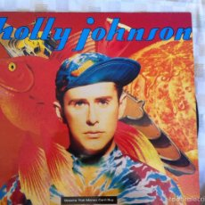 Discos de vinilo: 12 MAXI-HOLLY JOHNSON-DREAMS THAT MONEY CAN´T BUY. Lote 57234013