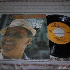 Discos de vinilo: FRANK SINATRA ANYTIME. Lote 57235336