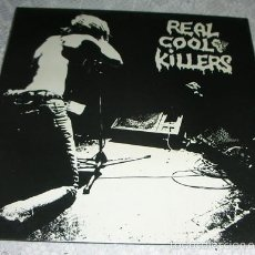 Discos de vinilo: REAL COOL KILLERS / SOMETHING'S WRONG / + 3 - EP - MUNSTER RECORDS 1991. Lote 57236967