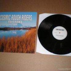 Discos de vinilo: LP COSMIC ROUGH RIDERS PANORAMA VINILO SCOTTISH JANGLE. Lote 57237217