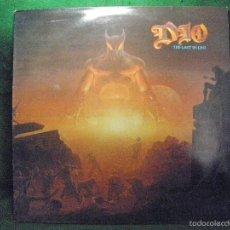 Discos de vinilo: DIO - THE LAST IN LINE - LP BRITAIN 1984. Lote 135684599