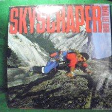 DAVID LEE ROTH SKYSCRAPER - LP - FRANCIA 1988