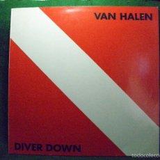 Discos de vinilo: VAN HALEN - DIVER DOWN - LP - MADE IN GERMANY 1982. Lote 57240535