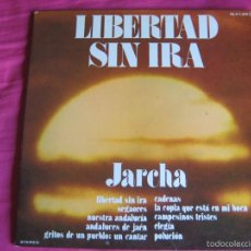 Discos de vinilo: JARCHA LP NOVOLA 1976 LIBERTAD SIN IRA FOLK PROTESTA . Lote 57241107