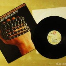 Discos de vinilo: CRAZY CAVAN AND THE RHYTHM ROCKERS - OUR OWN WAY OF ROCKIN - VINILO ORIGINAL ED SERDISCO ZAFIRO 1988. Lote 57252654