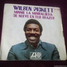 Discos de vinilo: VINILO WILSON PICKETT. Lote 57253971
