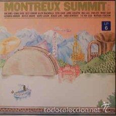 Discos de vinilo: MONTREUX SUMMIT VOL. 2. Lote 57254498
