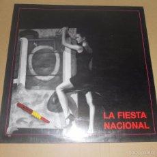 TALLER DE MUSICA CONTEMPORANEA DE LA UNIVERSIDAD DE MALAGA (MX) LA FIESTA NACIONAL +2 TRACKS AÑO 199