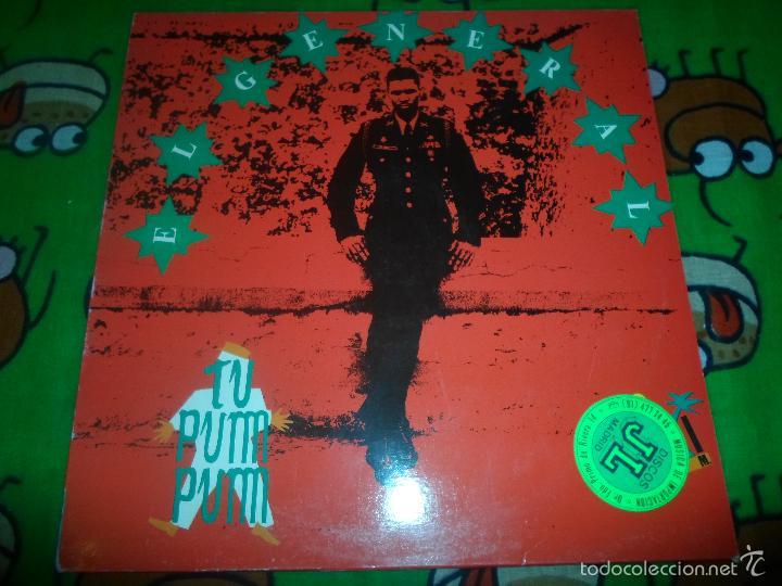 EL GENERAL – TU PUM PUM (Música - Discos de Vinilo - Maxi Singles - Reggae - Ska)