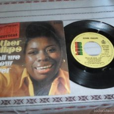 Discos de vinilo: ESTHER PHILLIPS FOR ALL WE KNOW. Lote 57261100