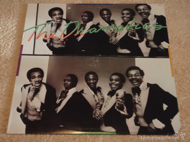 THE DRAMATICS ( SHAKE IT WELL ) USA - 1977 LP33 ABC RECORDS (Música - Discos - LP Vinilo - Funk, Soul y Black Music)