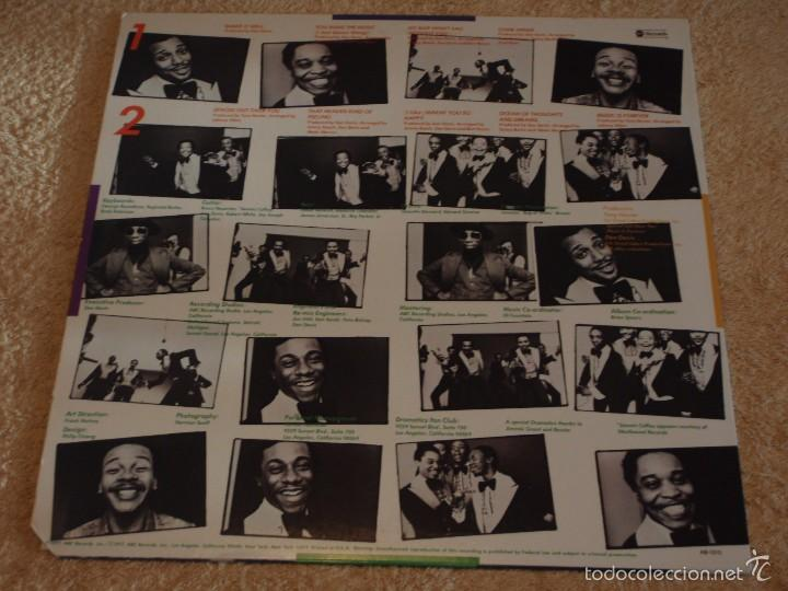 Discos de vinilo: THE DRAMATICS ( SHAKE IT WELL ) USA - 1977 LP33 ABC RECORDS - Foto 2 - 57262394