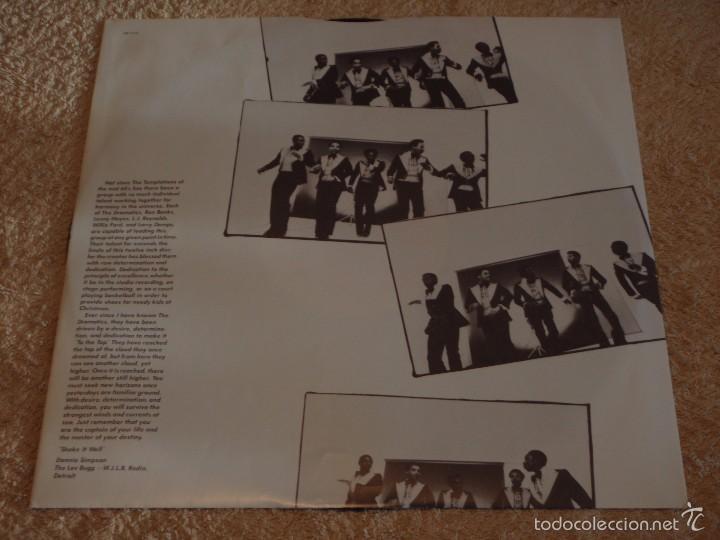 Discos de vinilo: THE DRAMATICS ( SHAKE IT WELL ) USA - 1977 LP33 ABC RECORDS - Foto 3 - 57262394