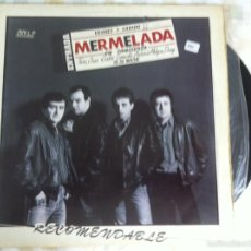 Discos de vinilo: LP MERMELADA-RECOMENDABLE. Lote 57264860