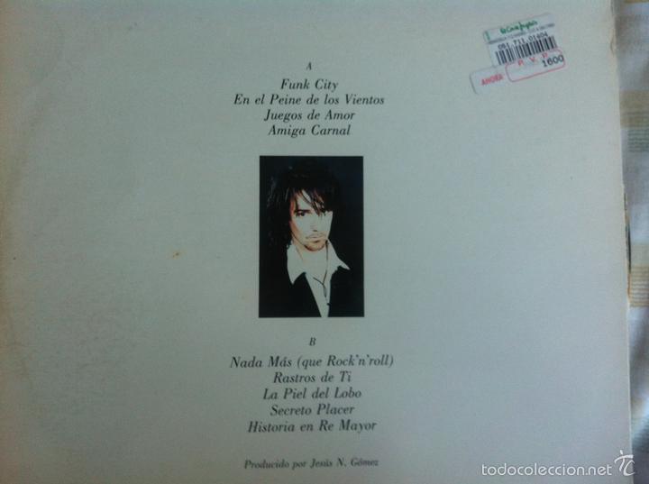 Discos de vinilo: LP CABARET POP-REALIDAD VIRTUAL.. - Foto 2 - 57272282