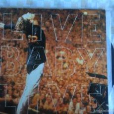 Discos de vinilo: LP INXS-LIVE BABY LIVE. Lote 57272769