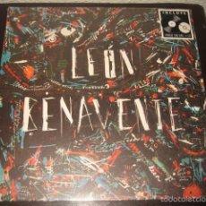 Discos de vinilo: LP + CD LEON BENAVENTE 2 PRECINTADO. Lote 57277129