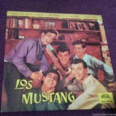 Discos de vinilo: VINILO LOS MUSTANG. Lote 57278132