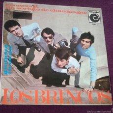 Discos de vinilo: VINILO LOS BRINCOS. Lote 57278257
