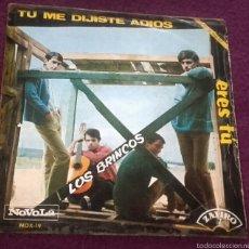 Discos de vinilo: VINILO LOS BRINCOS. Lote 57278281