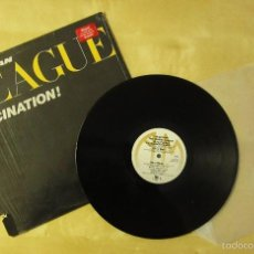 Discos de vinilo: THE HUMAN LEAGUE - FASCINATION - VINILO ORIGINAL 1983 EDICION USA AM RECORDS. Lote 57279574
