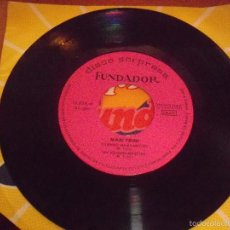 Discos de vinilo: EPS DE MARI TRINI. CUANDO ME ACARICIAS + 3. EDICION DISCO SORPRESA FUNDADOR DE 1971.. Lote 57284280