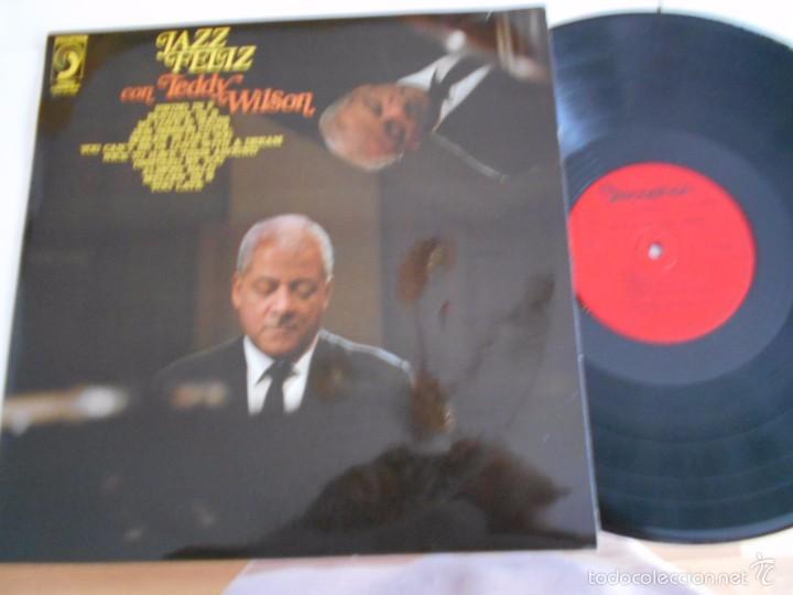 TEDDY WILSON-LP JAZZ FELIZ ESPAÑOL 1972-NUEVO (Música - Discos - LP Vinilo - Jazz, Jazz-Rock, Blues y R&B)