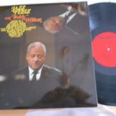 Discos de vinilo: TEDDY WILSON-LP JAZZ FELIZ ESPAÑOL 1972-NUEVO. Lote 57289478