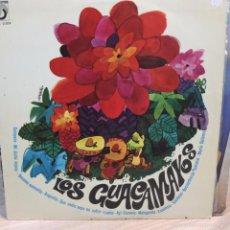 Discos de vinilo: LOS GUACAMAYOS -LP-1967. Lote 57290617