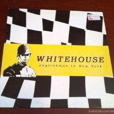 Discos de vinilo: WHITEHOUSE - ENGLISHMAN IN NEW YORK - MAXI SINGLE 12 - 1998. Lote 57293046