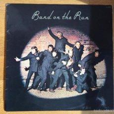 Discos de vinilo: PAUL MACCARTNEY & WINGS: BAND ON THE RUN (J 064-05.503). Lote 57296386