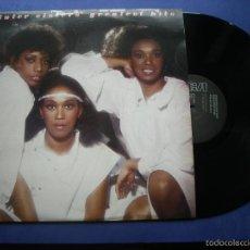 Discos de vinilo: POINTER SISTER - GREATEST HITS - LP 1982 PEPETO. Lote 57299437