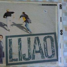 Discos de vinilo: LP LIJAO-MUSICA EN LA CALLE. Lote 57300326