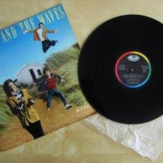 Discos de vinilo: KATRINA AND THE WAVES - WAVES - VINILO ORIGINAL 1986 PRIMERA EDICION EMI / CAPITOL RECORDS. Lote 57301042