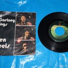 Discos de vinilo: PAUL MCCARTNEY & WINGS - HELEN WHEELS - COUNTRY DREAMER - SINGLE 1973. Lote 57301937