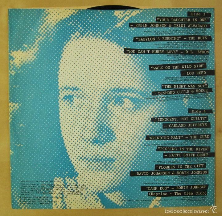 Discos de vinilo: ORIGINAL MOTION PICTURE SOUNDTRACK - TIMES SQUARE - DOBLE ALBUM VINILO ORIGINAL 1980 RSO RECORDS USA - Foto 8 - 57302730
