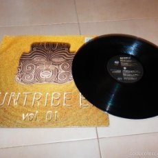 Discos de vinilo: SUNTRIBE EP VOL 01 EP DISCO DANCE TECHNO TRANCE VS. Lote 57303837