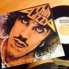 Discos de vinilo: THIN LIZZY (LAS COSAS NO MARCHAN BIEN EN LA GRANJA + 2) EP ESPAÑA 1979 PROMO MO1903 (EPI15). Lote 57313481