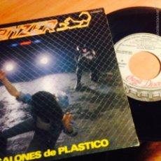 Discos de vinilo: PANZER (GALONES DE PLASTICO / SUBE UN ESCALON) SINGLE ESPAÑA PROMO 1983 (EPI1). Lote 57313785