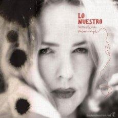 Discos de vinilo: CHRISTINA ROSENVINGE - LO NUESTRO - LP - EL SEGELL 2015 - A ESTRENAR. Lote 57315977