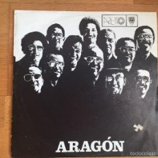 Discos de vinilo: ORQUESTA ARAGON: ARAGON. Lote 57316975