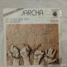 Discos de vinilo: DISCO VINILO SINGLE JARCHA. Lote 57319339