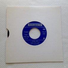 Discos de vinilo: LOS NO: LA LLAVE / SENTADA A MI LADO // GLORIA / LLORO POR TI (1966) ***SIN PORTADA****. Lote 87329522
